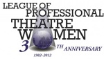 League of Professional Theatre Women 30th Anniversary logo
