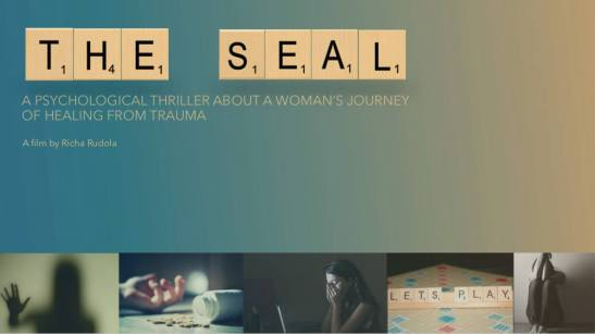 THE SEAL prepro poster